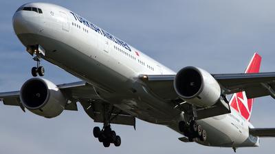 VT-JEM - Boeing 777-35RER - Turkish Airlines