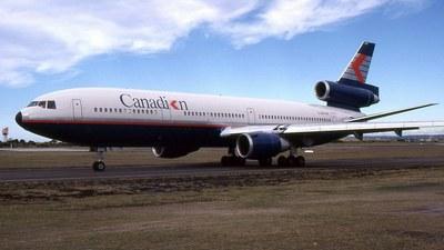 C-GCPJ - McDonnell Douglas DC-10-30 - Canadian Airlines International