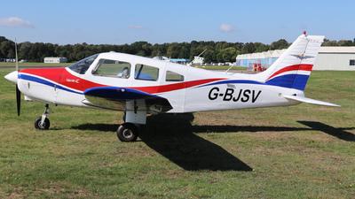 G-BJSV - Piper PA-28-161 Warrior II - Private