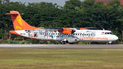 9M-FYB - ATR 72-212A(500) - Firefly