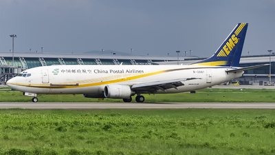B-2881 - Boeing 737-45R(SF) - China Postal Airlines