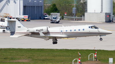 A6-IAS - Bombardier Learjet 60 - Royal Jet