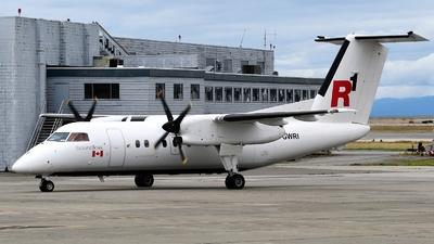 A picture of CGWRI - De Havilland Canada Dash 8100 - [098] - © Abram Chan - AirTeamImages