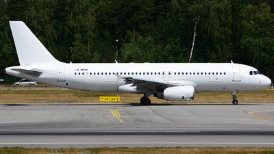 LZ-MDK - Airbus A320-232 - Via Airways