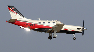 HB-KRJ - Socata TBM-930 - Private