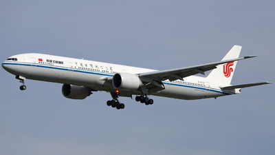 B-2037 - Boeing 777-39LER - Air China