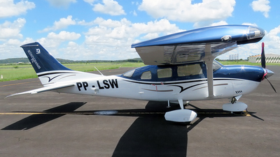 PP-LSW - Cessna T206H Stationair TC - Private