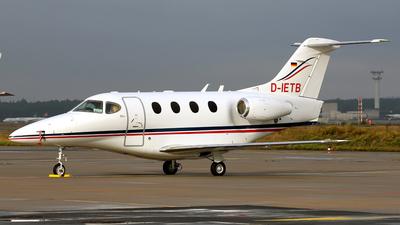 D-IETB - Raytheon 390 Premier IA - Finow Air Service