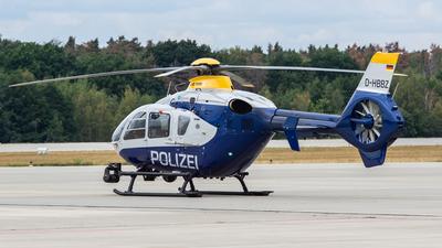 D-HBBZ - Eurocopter EC 135P2+ - Germany - Police
