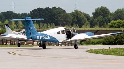 N705CA - Piper PA-44-180 Seminole - Coast Flight Training