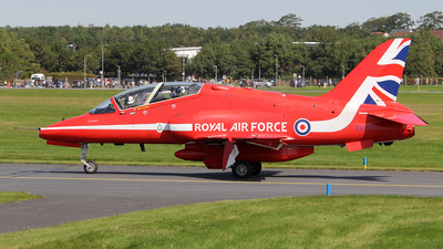 XX177 - British Aerospace Hawk T.1 - United Kingdom - Royal Air Force (RAF)