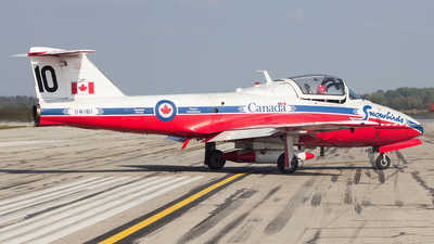114161 - Canadair CT-114 Tutor - Canada - Royal Canadian Air Force (RCAF)