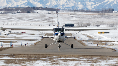 C-FNWZ - Cessna 152 - Private