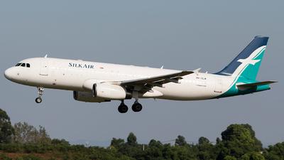 9V-SLM - Airbus A320-233 - SilkAir