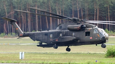 84-58 - Sikorsky CH-53G - Germany - Air Force