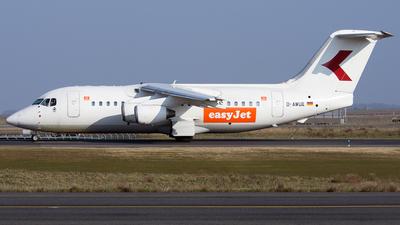 D-AWUE - British Aerospace BAe 146-200 - easyJet (WDL Aviation)