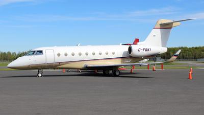 C-FRKI - Gulfstream G280 - Private