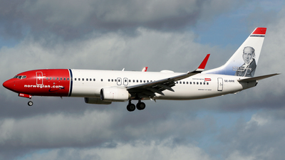 SE-RPR - Boeing 737-8JP - Norwegian