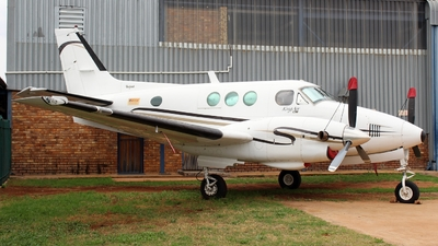 ZS-EFC - Beechcraft A90 King Air - Private