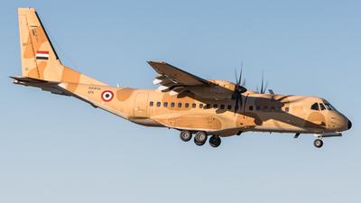 1176 - CASA C-295M - Egypt - Air Force