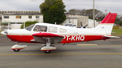 PT-KHQ - Piper PA-28-235 Cherokee Pathfinder - Private