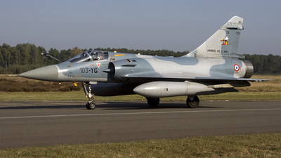 118 - Dassault Mirage 2000C - France - Air Force