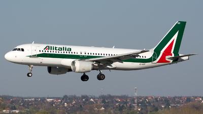EI-IKF - Airbus A320-214 - Alitalia