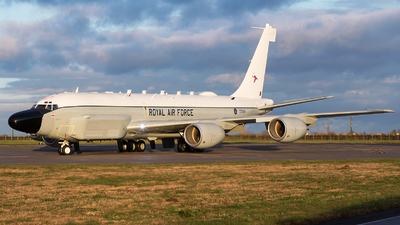 ZZ664 - Boeing RC-135W Rivet Joint - United Kingdom - Royal Air Force (RAF)