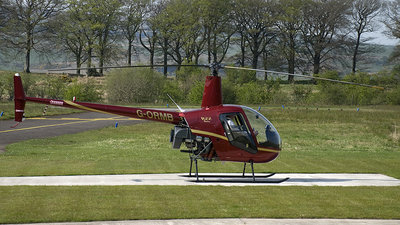 G-ORMB - Robinson R22 Beta - Scotia Helicopters