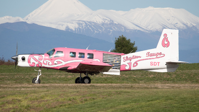 ZK-SDT - Pacific Aerospace 750XL - Skydive Taupo