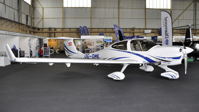 OE-DMK - Diamond DA-40NG Diamond Star - Diamond Aircraft Industries