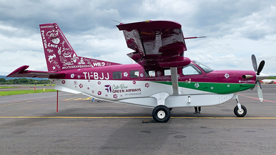 TI-BJJ - Quest Aircraft Kodiak 100 - CostaRica Green Airways