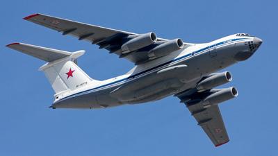 RF-76779 - Ilyushin IL-76MD - Russia - Air Force