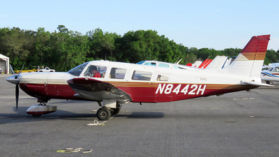 N8442H - Piper PA-32-301 Saratoga - Private