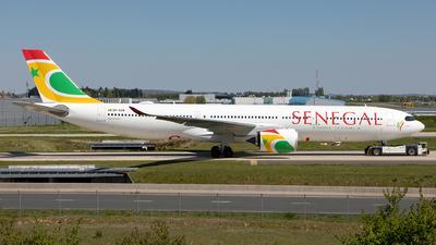 9H-SZN - Airbus A330-941 - Air Senegal