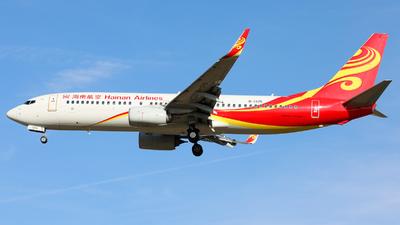 B-1375 - Boeing 737-84P - Hainan Airlines