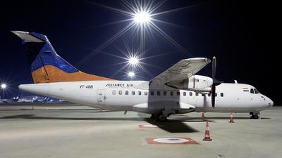 VT-ABB - ATR 42-320 - Alliance Air