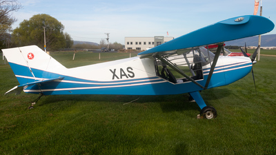 ZK-XAS - Rans S-6S Coyote II - Private