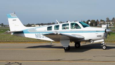 A picture of N6312X - Beech A36 Bonanza - [E2022] - © Taylor Kim
