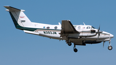 N393JW - Beechcraft 200 Super King Air - Guardian Flight