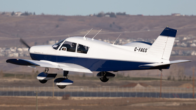 C-FAES - Piper PA-28-180 Cherokee B - Private