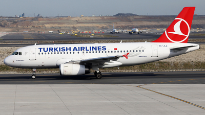 A picture of TCJLZ - Airbus A319132 - Turkish Airlines - © Firat Cimenli