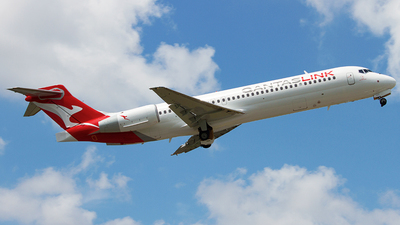 VH-YQU - Boeing 717-2BL - QantasLink (National Jet Systems)
