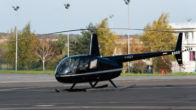 A picture of FHKEY - Robinson R44 Clipper II - [11893] - © Hervé Champain