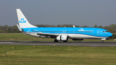 PH-BXS - Boeing 737-9K2 - KLM Royal Dutch Airlines