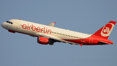 D-ABFO - Airbus A320-214 - Air Berlin