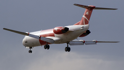 EP-FQI - Fokker 100 - Qeshm Air