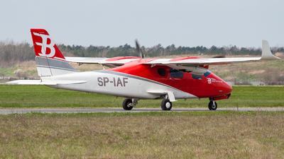 SP-IAF - Tecnam P2006T Mk II - Bartolini Air