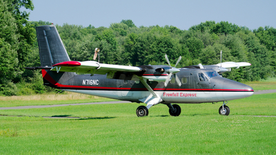 N716NC - De Havilland Canada DHC-6-200 Twin Otter - Freefall Express