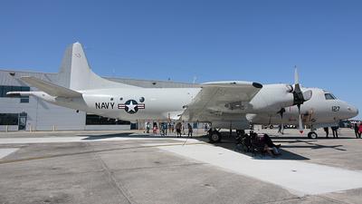 161127 - Lockheed P-3C Orion - United States - US Navy (USN)